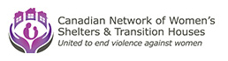 Canadian Network of Women's Shelters & Transition Houses Logo