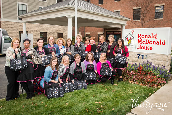 Ronald McDonald House Photo